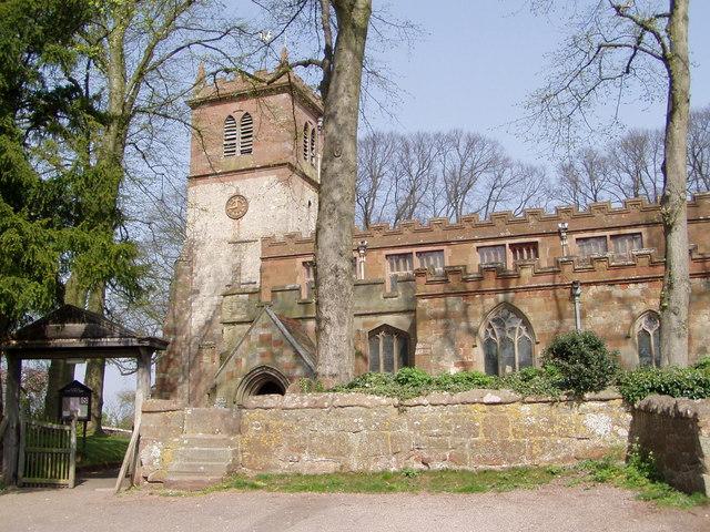 Church of St Mary the Virgin, Alveley