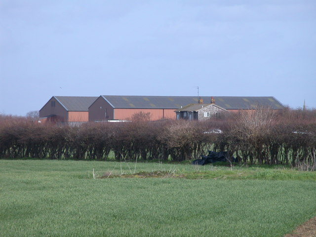 Bedlam Farm, Impington
