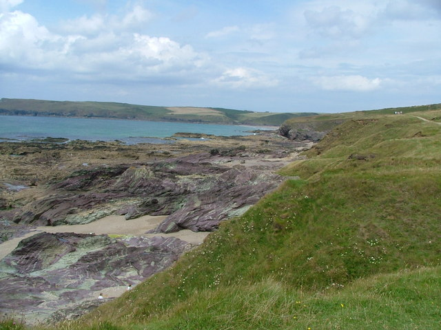 Daymer Bay rock pools