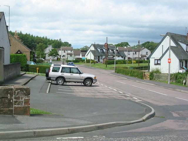 Prior Avenue and Brighton Place