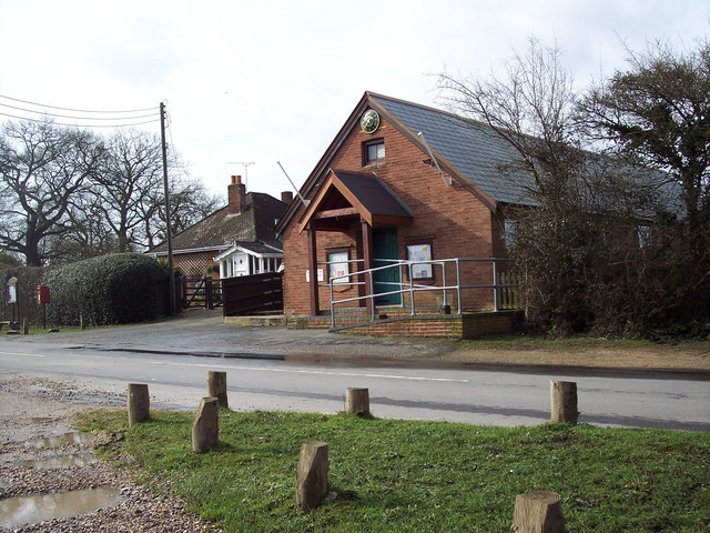 Godshill Village Hall