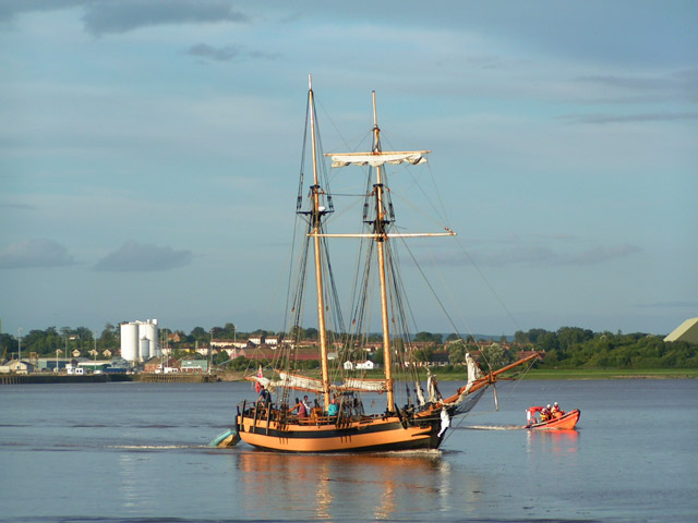 The Pickle bound for Lydney Harbour