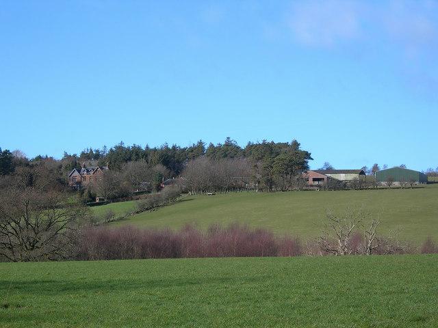 Blair House and Farm