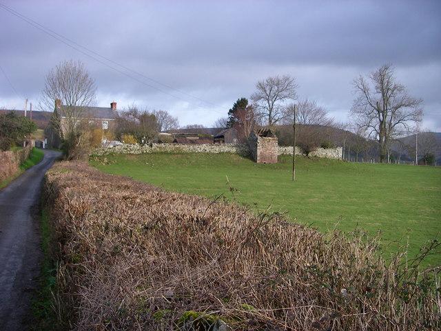 Pen-y-gaer Roman Fort