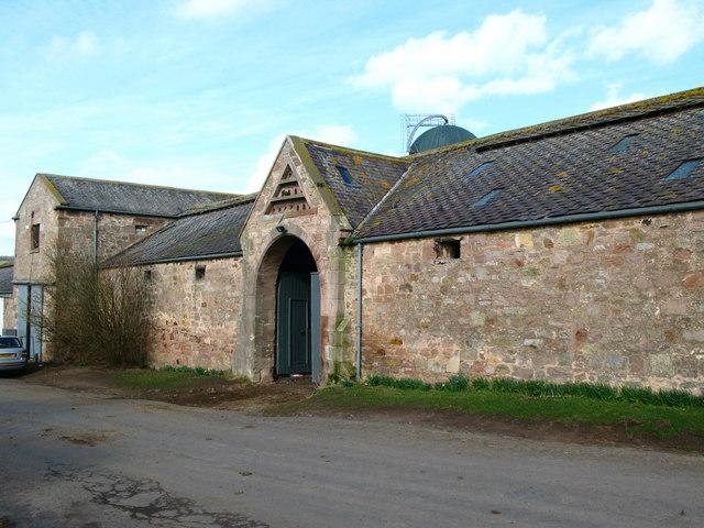 Kimmerston Farm