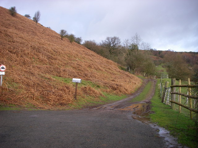 Track at Penlan