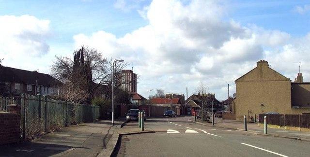 Stockton Road, London N18
