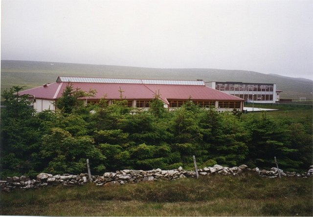 Junior High School, Baltasound