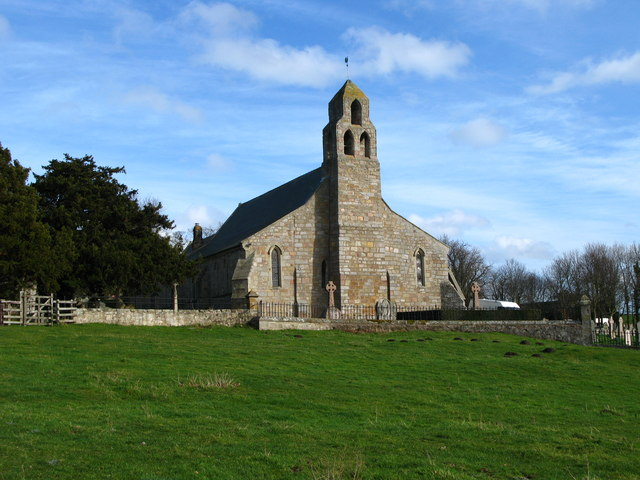 Church of St Michael and All Angels, Ford