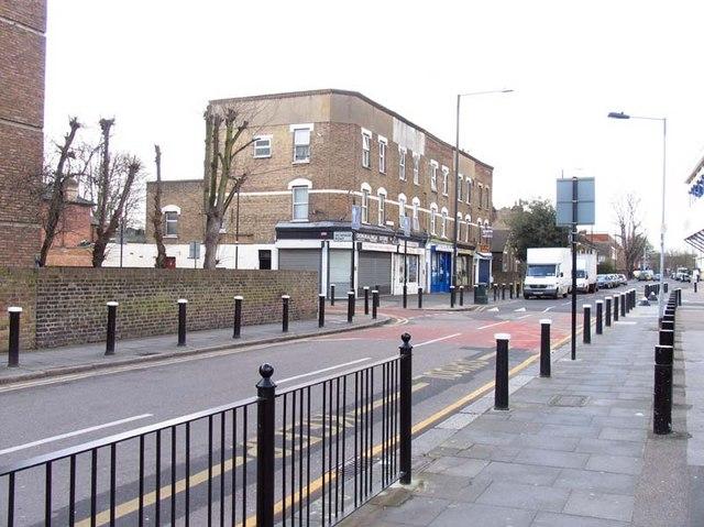 Park Lane, London N17