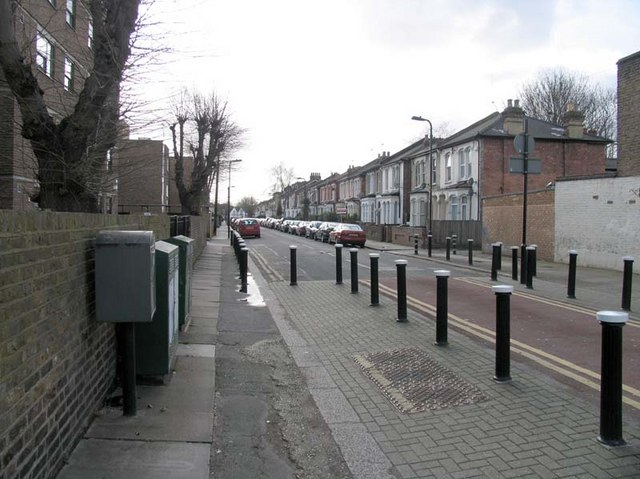 Vicarage Road, London N17