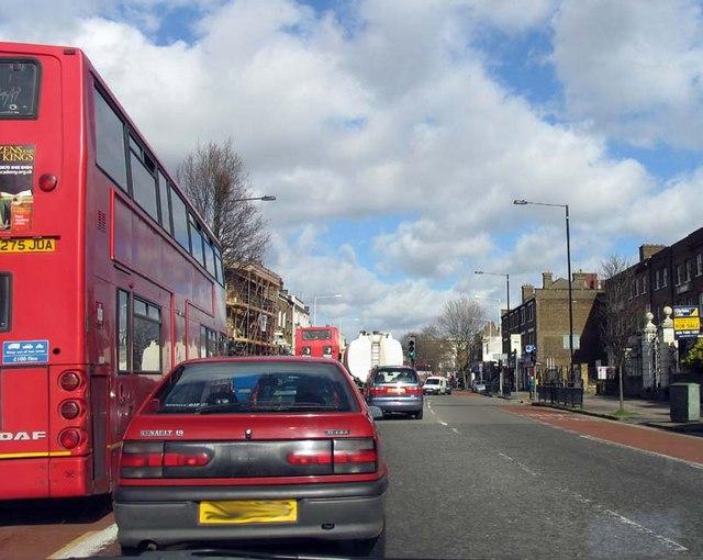 High Road Tottenham, London N17