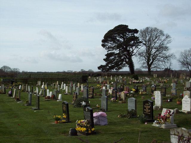 Fordingbridge Cemetery
