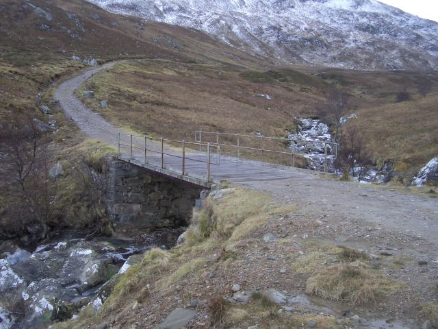 Allt Leachdach bridge