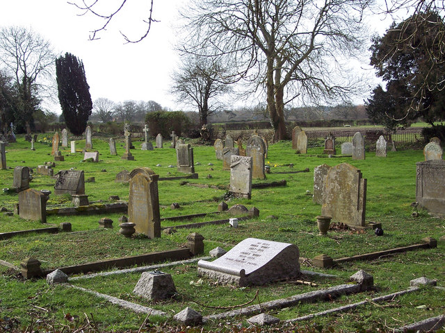 Cemetery at Fordingbridge