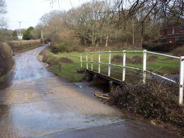 Ford at Godshill