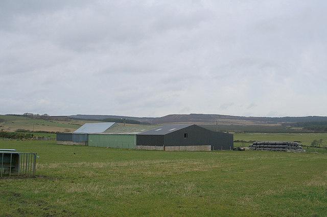 Upper Begburn Farm
