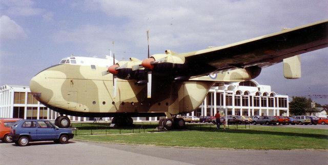 RAF Museum, 1989