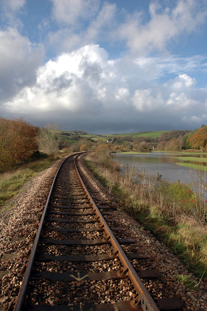 Tarka Line to Barnstaple