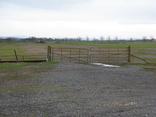 Charterhall airfield