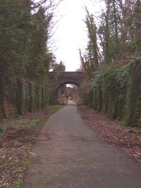 Trinity Railway Cutting