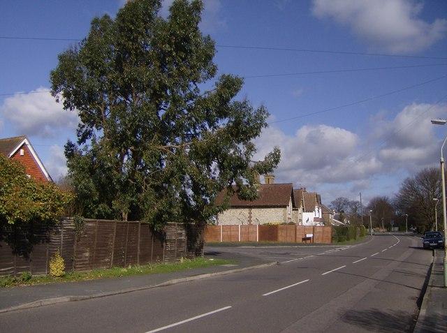An older part of Emsworth