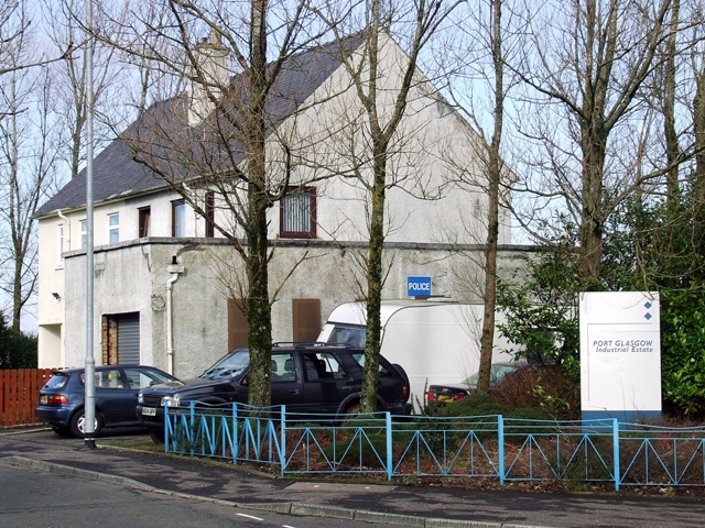 Former Police Office on Dubbs Road