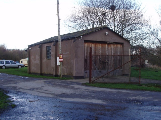 Wartime building