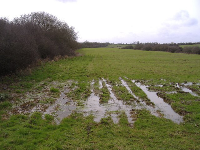 Bridleway, south of Wootton Bassett
