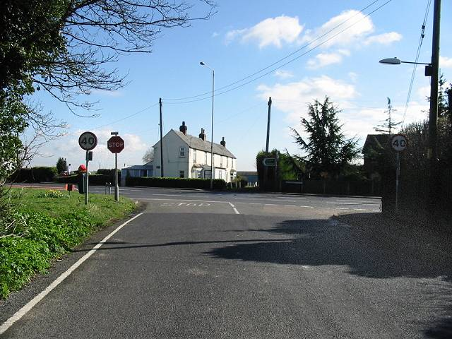 Junction of The Length with A28 Canterbury Road