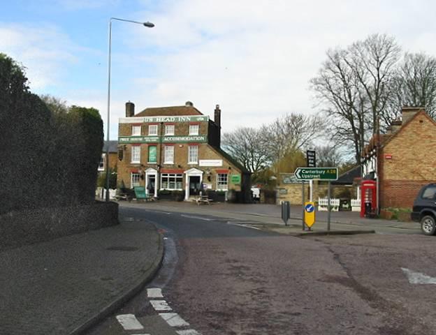 King's Head Inn, Sarre