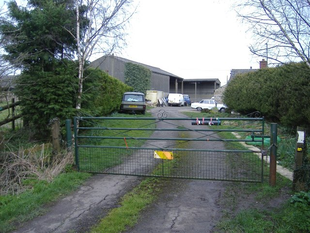 Wootton Meadows farm
