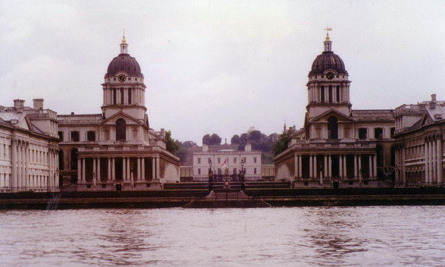 Royal Naval College and the Queen's House