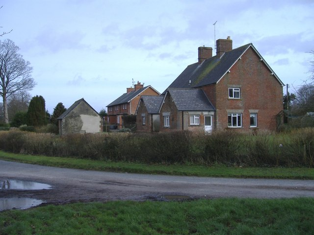Cottages at Whyr farm