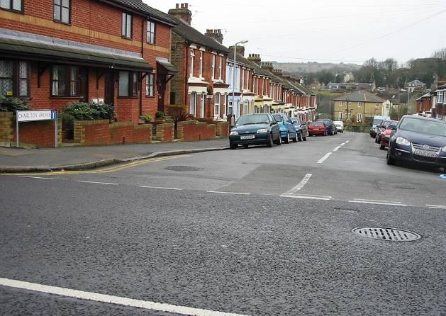 Charlton Avenue, Dover