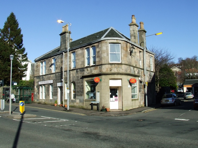 Kilmacolm post Office