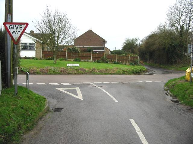 Nursery Lane joins Singledge Lane