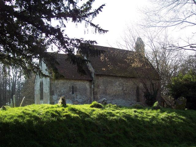 St Mary's Church, Chithurst