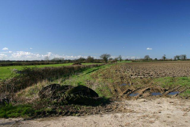 Farmland near North Lopham