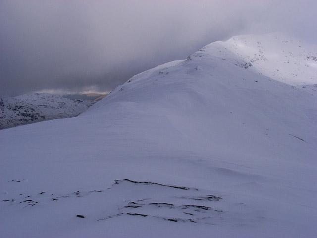 Southern ridge, Stob Binnein
