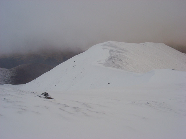 Ridge to Stob Coire an Lochain