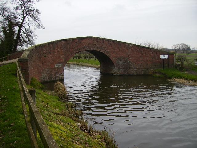 Canal bridge on Ripon Canal