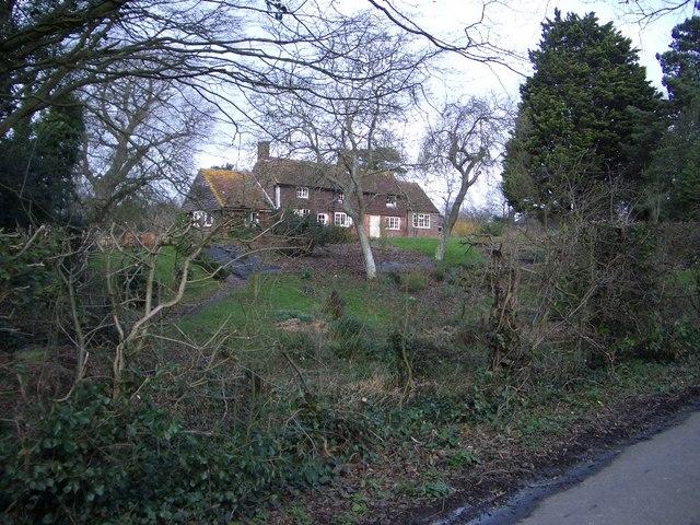 The Old Homestead near Bodle Street Green