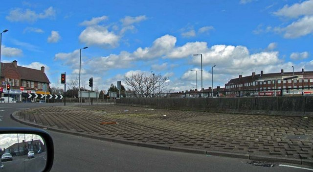Great Cambridge Junction A 406