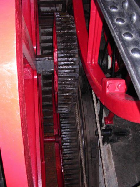 Middleton Top - Inside Engine house