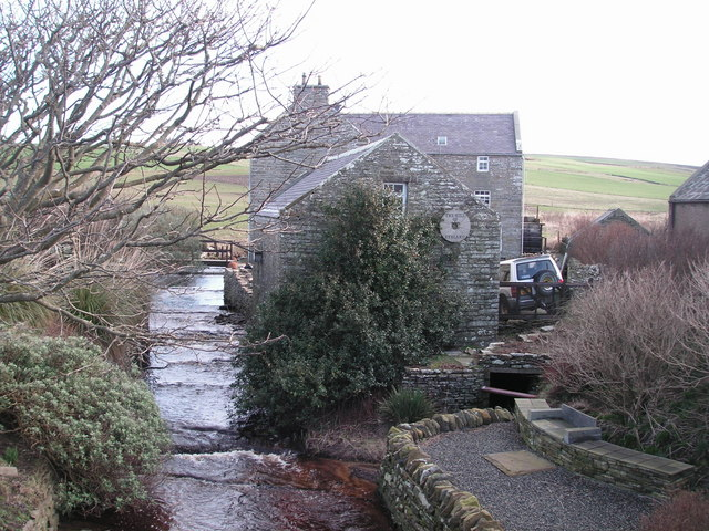 The Mill of Eyrland