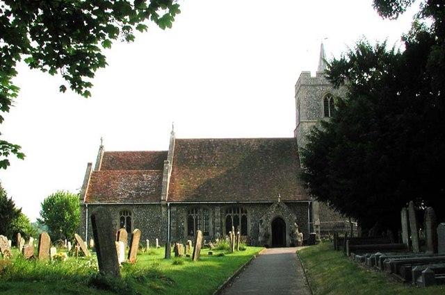 All Saints, Little Munden, Herts