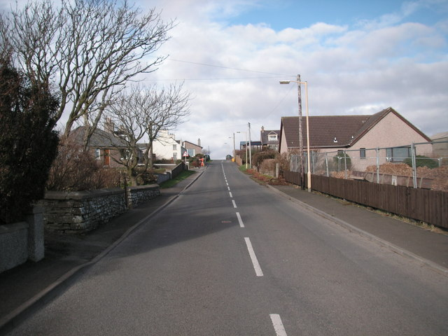 Hillside Road