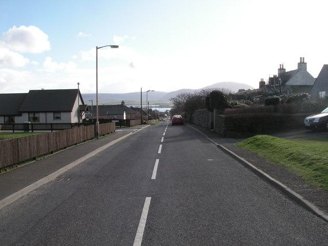 Hillside Road