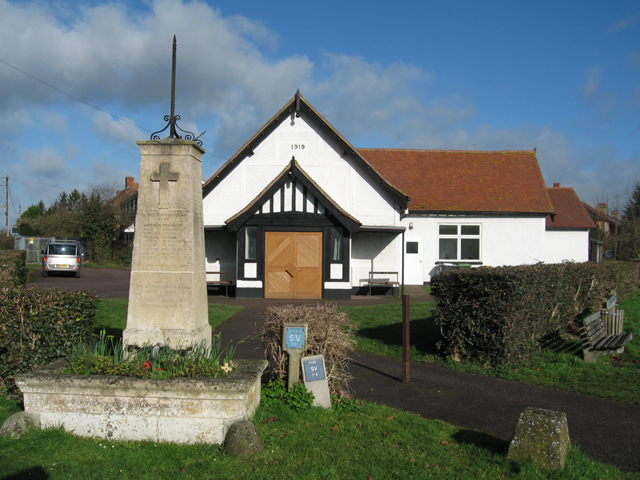 Village Hall, Newton, Cambs